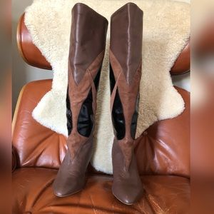Tall 80%20 Leather Boots